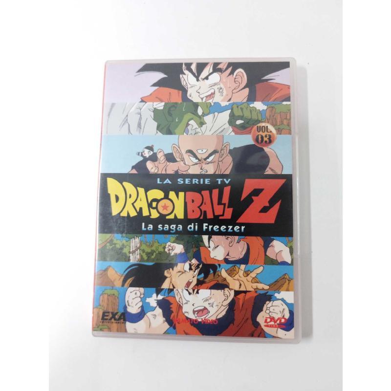 DVD DRAGON BALL Z  | Mercatino dell'Usato Acerra 5