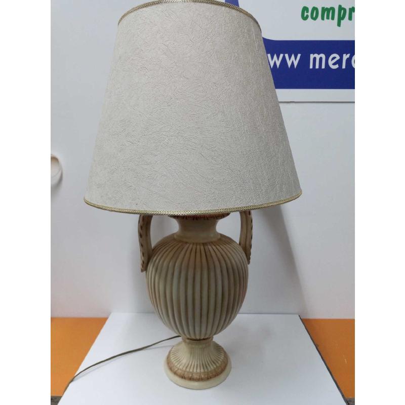 LAMPADA BEIGE DUE MANICI  | Mercatino dell'Usato Acerra 1