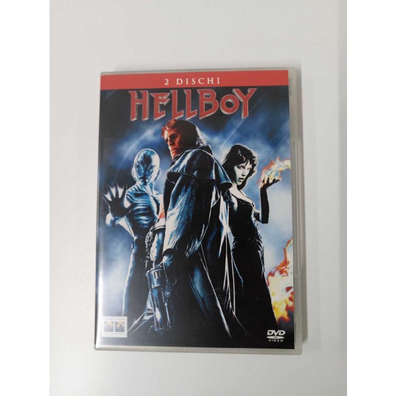DVD HELL BOY | Mercatino dell'Usato Acerra 1