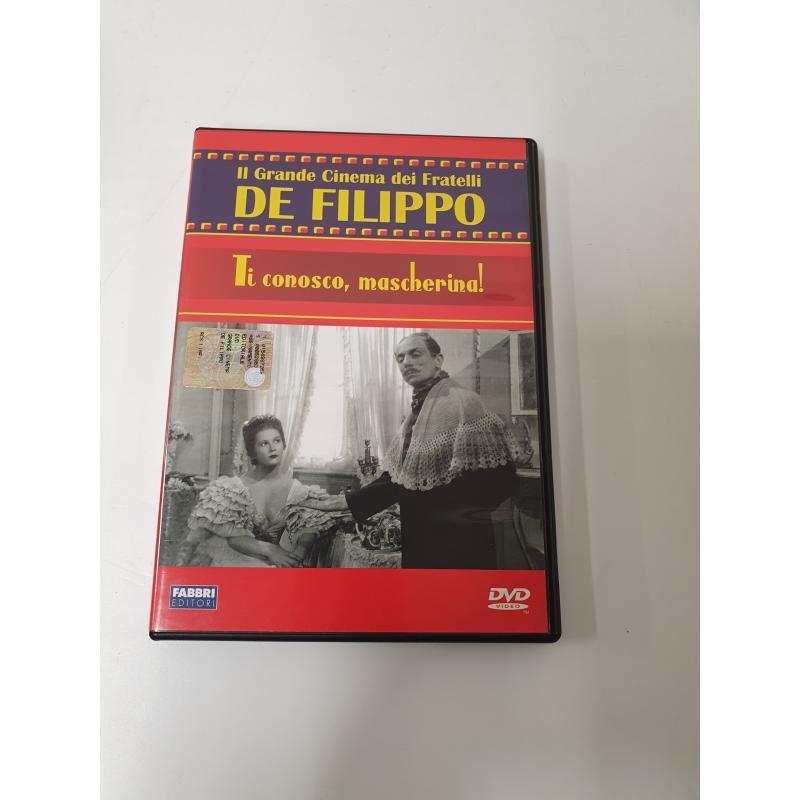 DVD TI CONOSCO , MASCHERINA  | Mercatino dell'Usato Acerra 1
