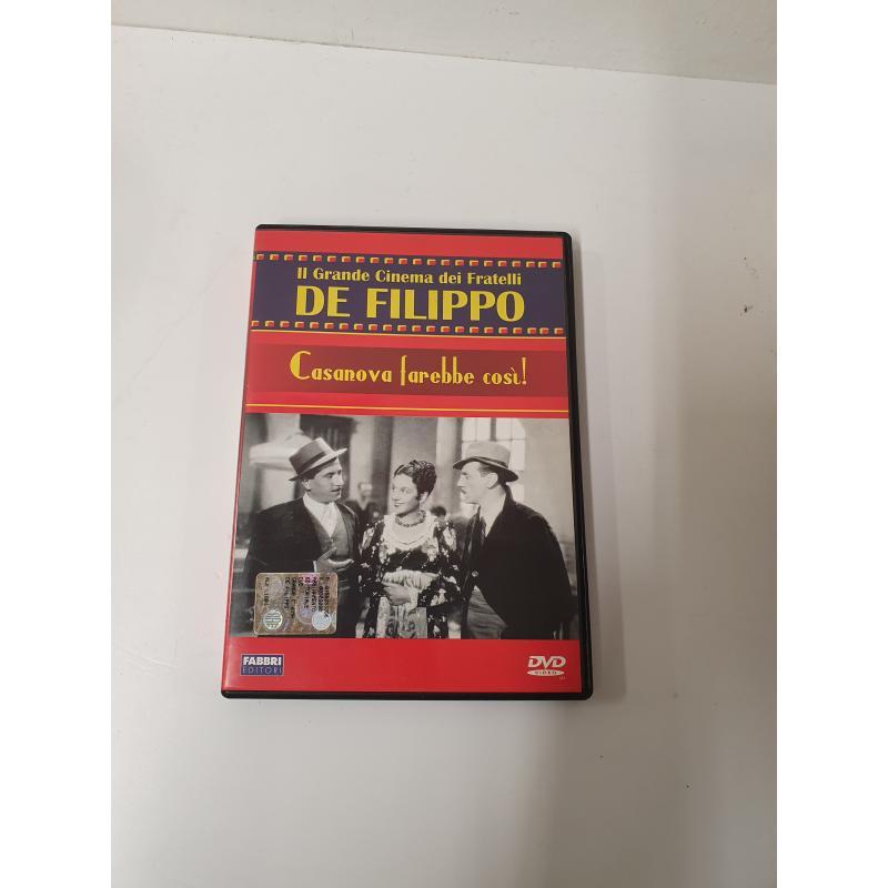 DVD CASANOVA FAREBBE COSI | Mercatino dell'Usato Acerra 1