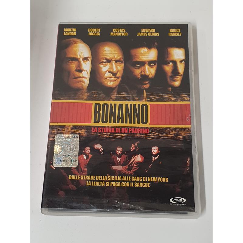 DVD BONANNO | Mercatino dell'Usato Acerra 1