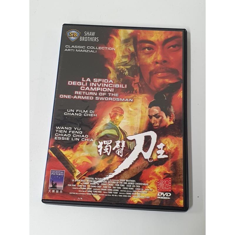DVD LA SFIDA | Mercatino dell'Usato Acerra 1