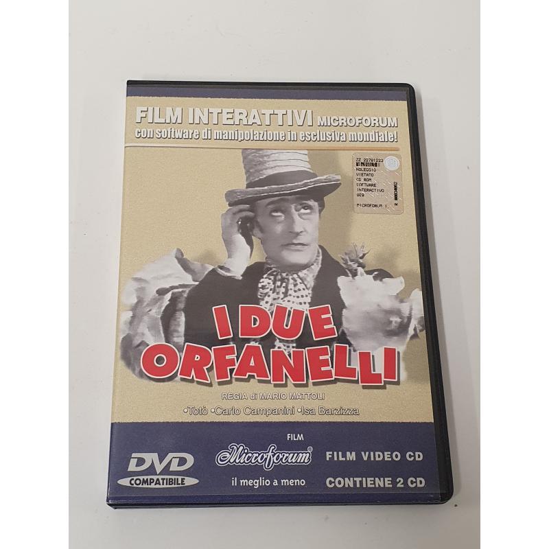 DVD I DUE ORFANELLI   Mercatino dell'Usato Acerra 1
