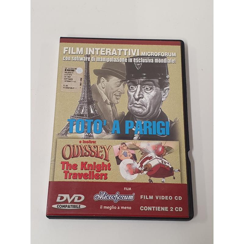 DVD A PARGI  | Mercatino dell'Usato Acerra 1