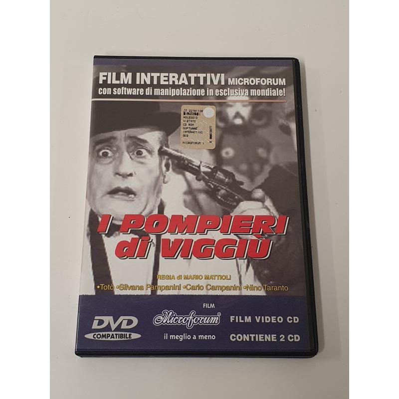 DVD I POMPIERI DI VIGGIU   Mercatino dell'Usato Acerra 1