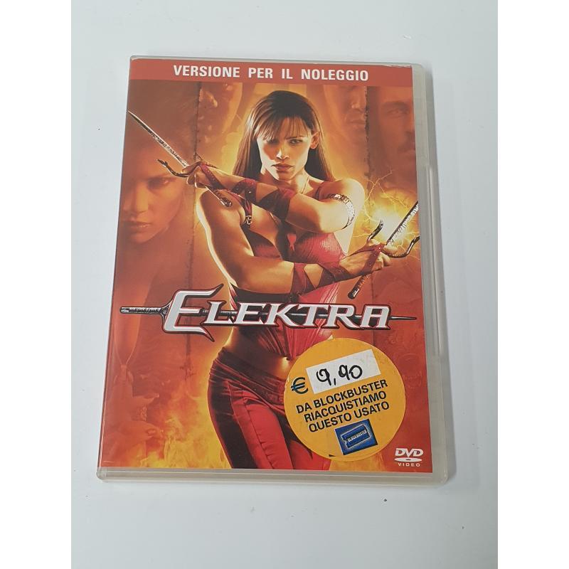 DVD ELEKTRA   Mercatino dell'Usato Acerra 1
