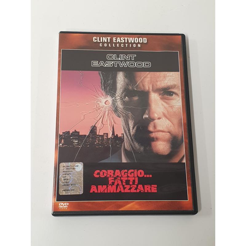 DVD CORAGGIO FATTI AMMAZZARE | Mercatino dell'Usato Acerra 1