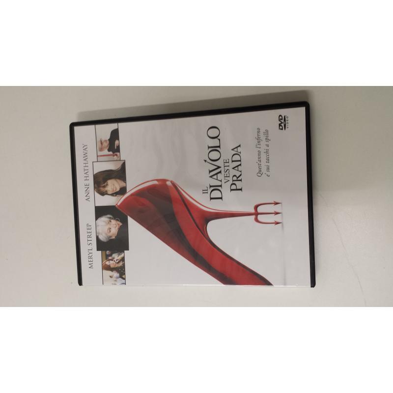 DVD IL DIAVOLO VESTE PRADA | Mercatino dell'Usato Acerra 1