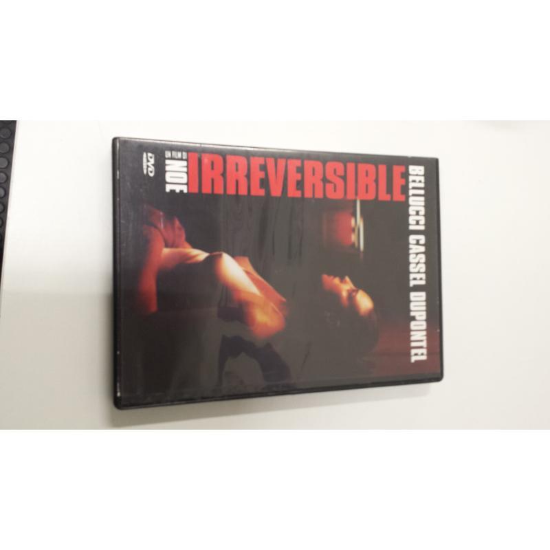 DVD IRREVERSIBILE | Mercatino dell'Usato Acerra 1