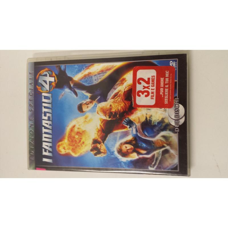 DVD I FANTASTICI 4   Mercatino dell'Usato Acerra 1