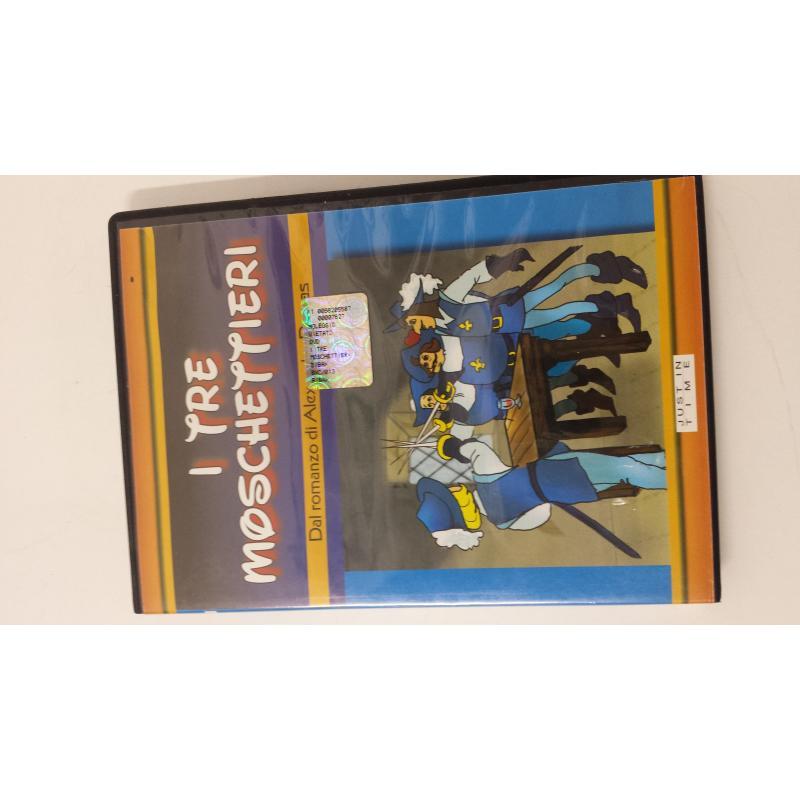 DVD I TRE MOSCHETTIERI   Mercatino dell'Usato Acerra 1