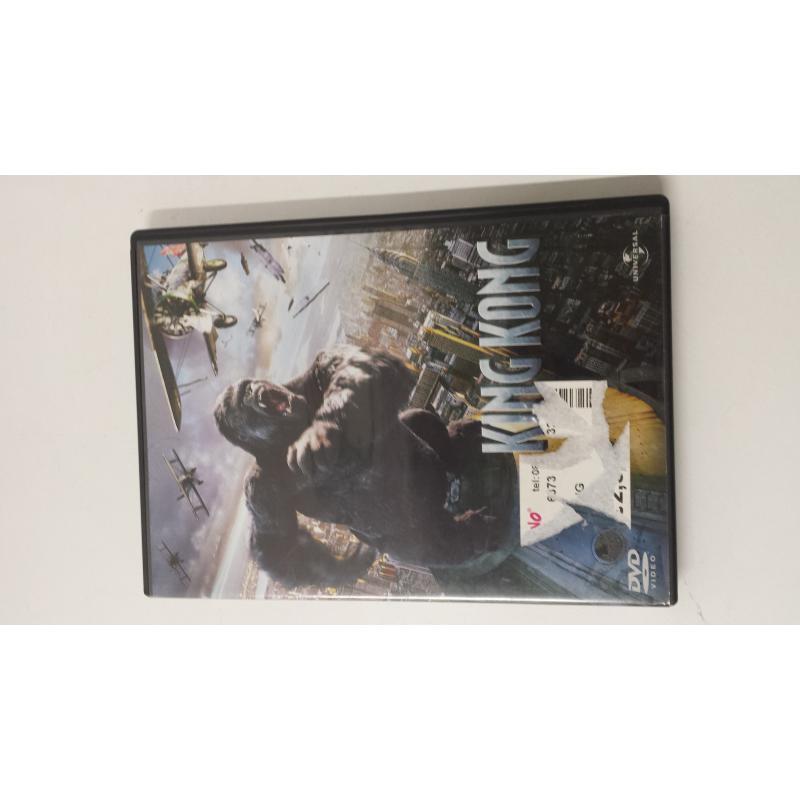 DVD KING KONG | Mercatino dell'Usato Acerra 1