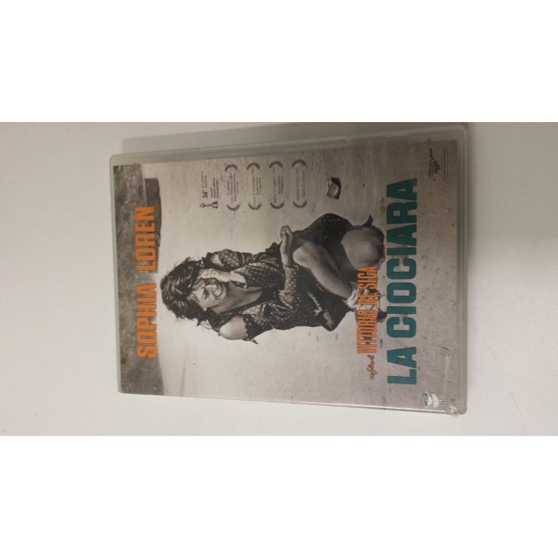 DVD LA CIOCIARA   Mercatino dell'Usato Acerra 1