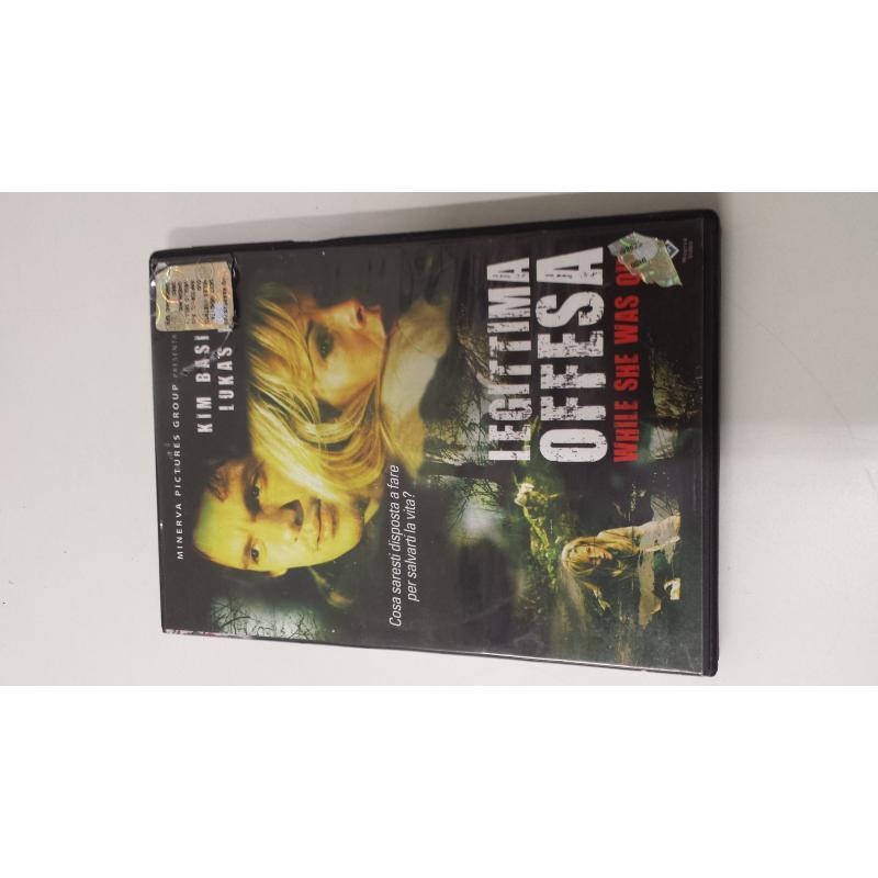 DVD LEGITTIMA DIFESA | Mercatino dell'Usato Acerra 1
