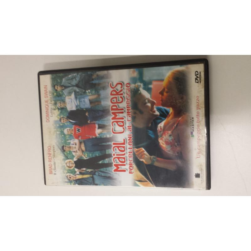 DVD MAIAL CAMPERS   Mercatino dell'Usato Acerra 1