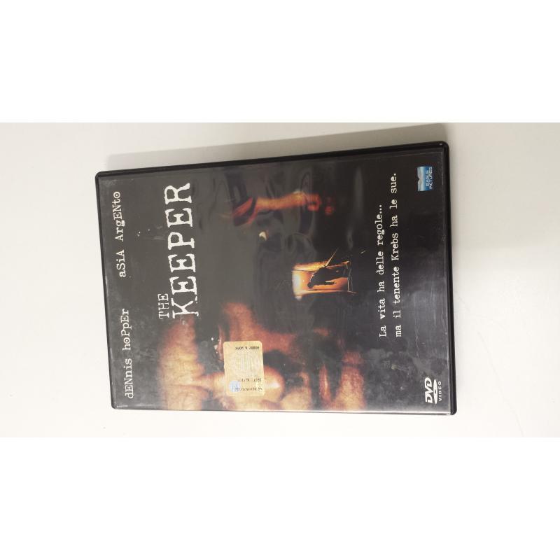 DVD THE KEEPER | Mercatino dell'Usato Acerra 1