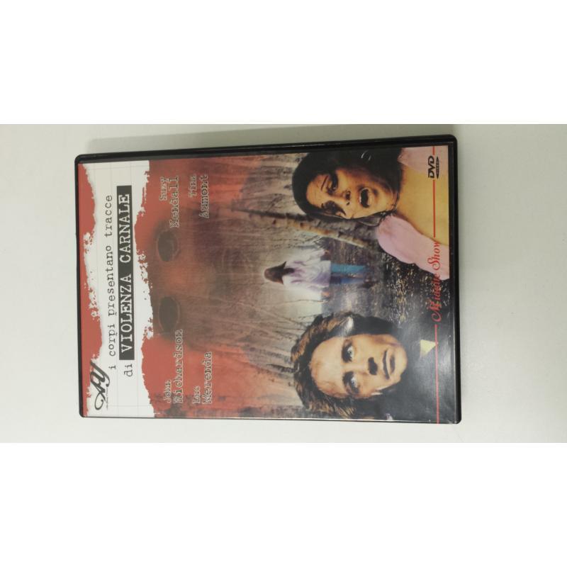 DVD VIOLENZA CARNALE   Mercatino dell'Usato Acerra 1