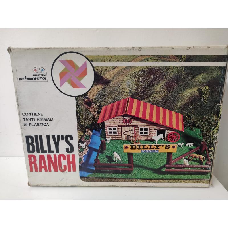 GIOCATTOLO BILLY'S RANCH   Mercatino dell'Usato Acerra 1