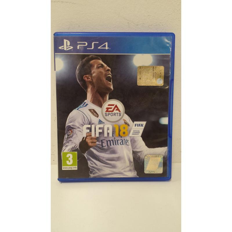 GIOCO FIFA 18   Mercatino dell'Usato Acerra 1