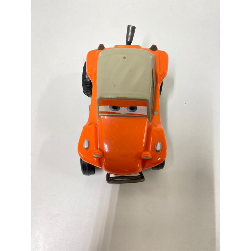 GIOCO MACCHINA ARANCIO  CARS   Mercatino dell'Usato Acerra 1