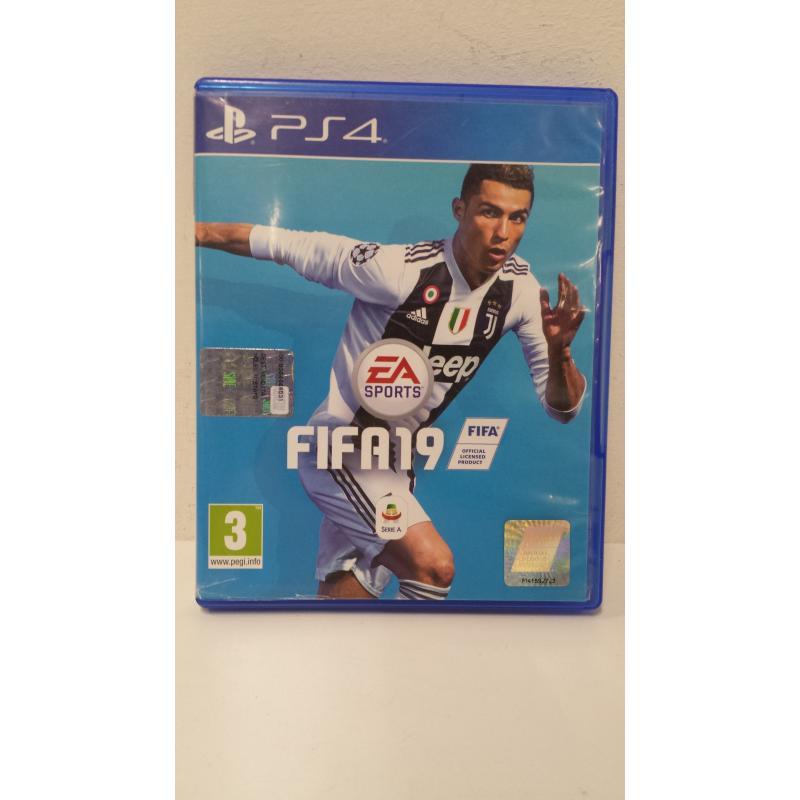 GIOCO PS4 FIFA 19 | Mercatino dell'Usato Acerra 1