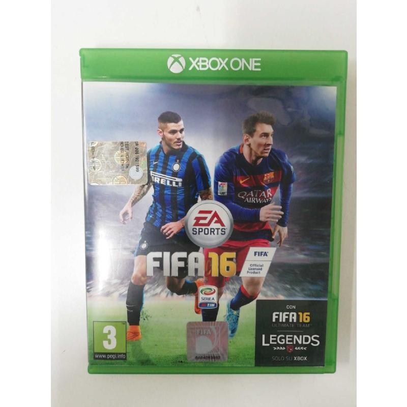 GIOCO XBOXE ONE FIFA16   Mercatino dell'Usato Acerra 1