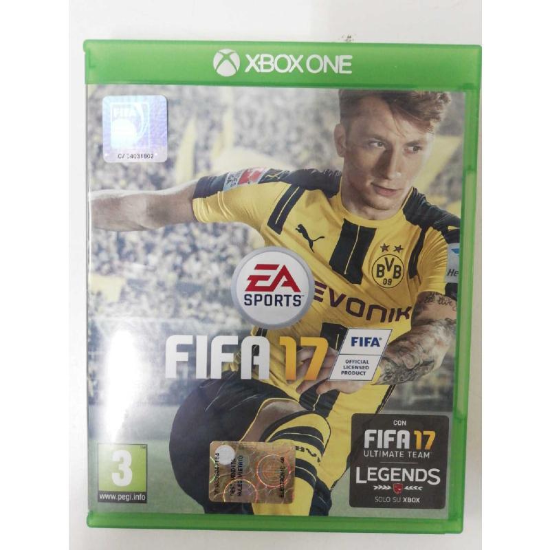 GIOCO XBOXE ONE FIFA 17 | Mercatino dell'Usato Acerra 1