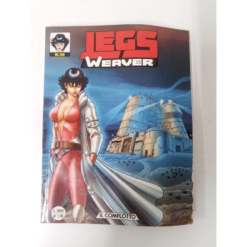 LEGS IL COMPLOTTO | Mercatino dell'Usato Acerra 1