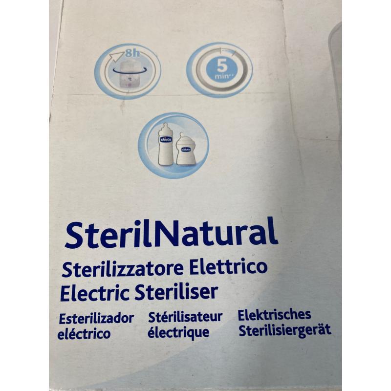 STERILIZZATORE CHICCO STERILNATURAL   Mercatino dell'Usato Acerra 2