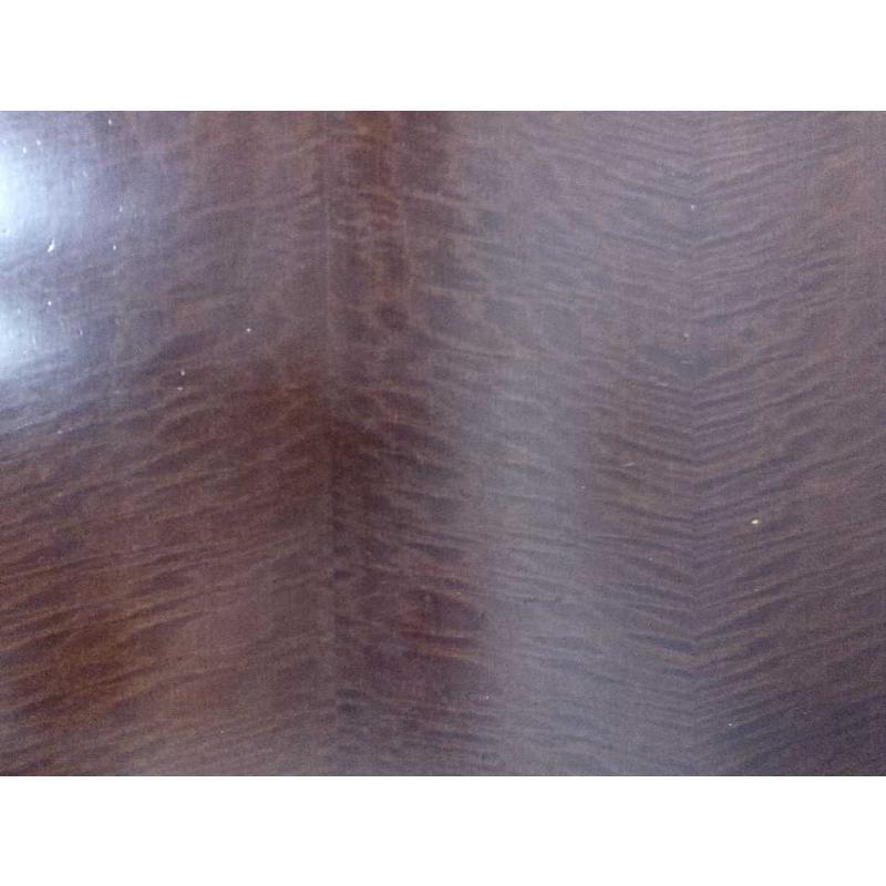 TAVOLINO 2 RIPIANI LEGNO MARRONE    Mercatino dell'Usato Acerra 3