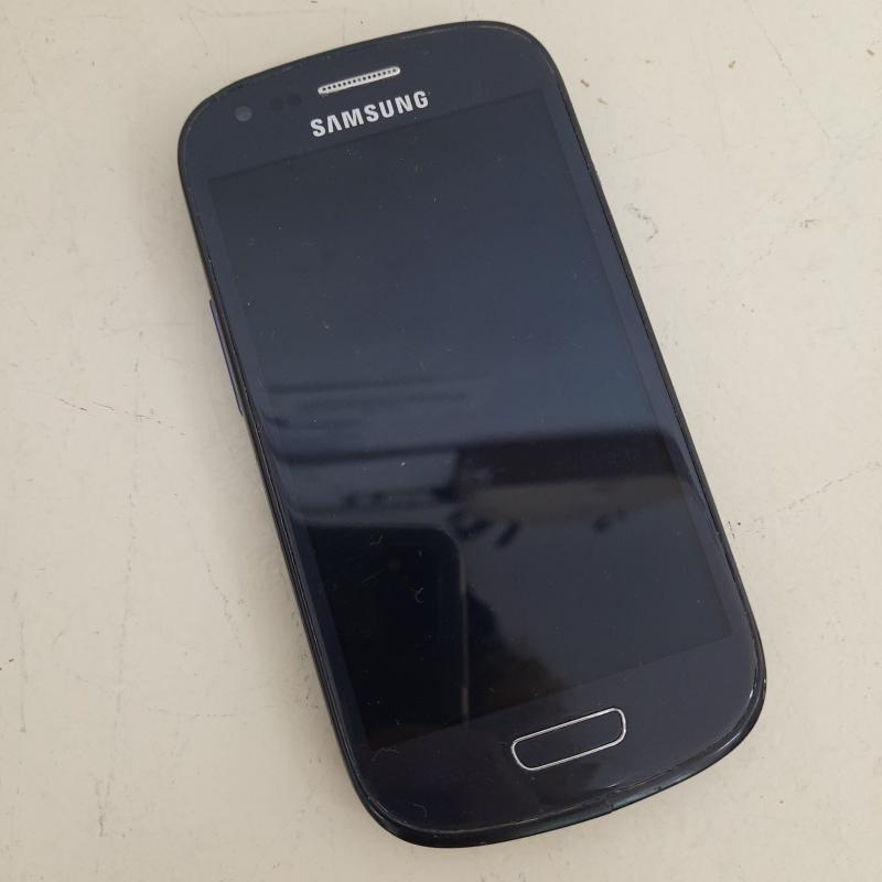SMARTPHONE SAMSUNG GALAXY S3 MINI BLU | Mercatino dell'Usato Ottaviano 1