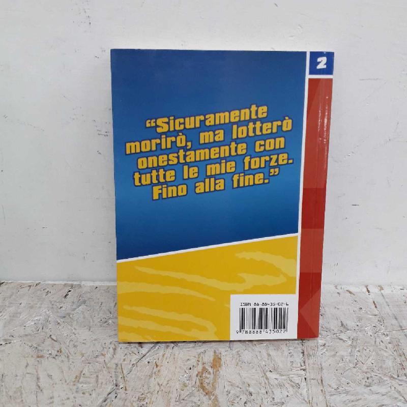 FUMETTO / L'UOMO TIGRE VOL. 2  | Mercatino dell'Usato Ottaviano 2