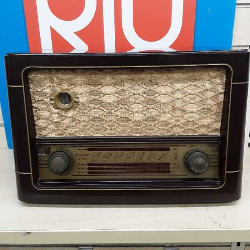 RADIO A VALVOLE KENNEDY K321   Mercatino dell'Usato Montesilvano 1