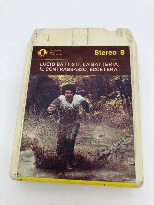 CASSETTE STEREO 8 | Mercatino dell'Usato Montesilvano 3