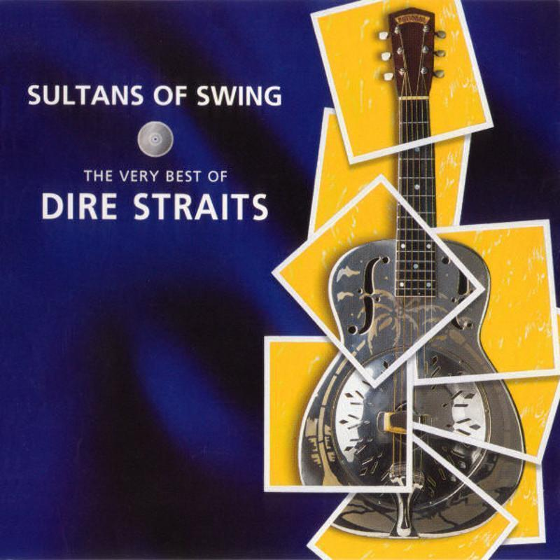DIRE STRAITS - SULTANS OF SWING (THE VERY BEST OF  | Mercatino dell'Usato Montesilvano 1