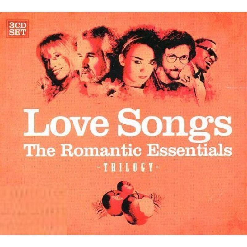 VARIOUS - LOVE SONGS, THE ROMANTIC ESSENTIALS - TR | Mercatino dell'Usato Montesilvano 1