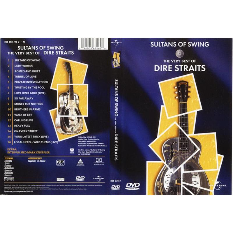 DIRE STRAITS - SULTANS OF SWING - THE VERY BEST OF | Mercatino dell'Usato Montesilvano 1