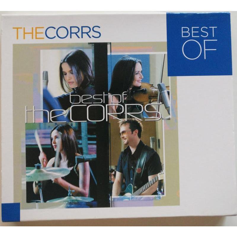 THE CORRS - BEST OF THE CORRS   Mercatino dell'Usato Montesilvano 1