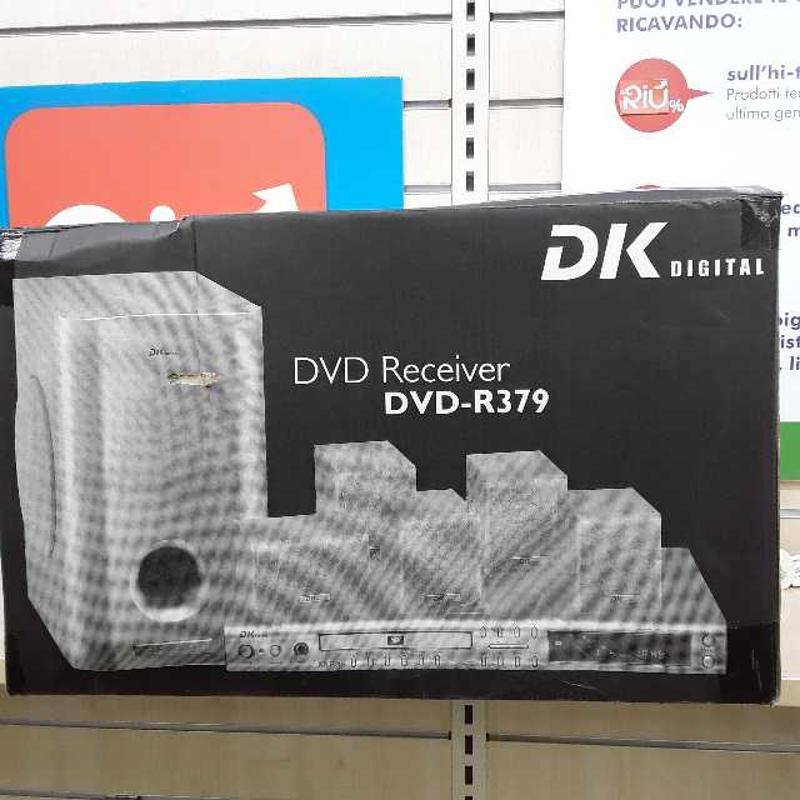 DOLBY SURROUND DK NUOVO MAI USATO | Mercatino dell'Usato Montesilvano 1