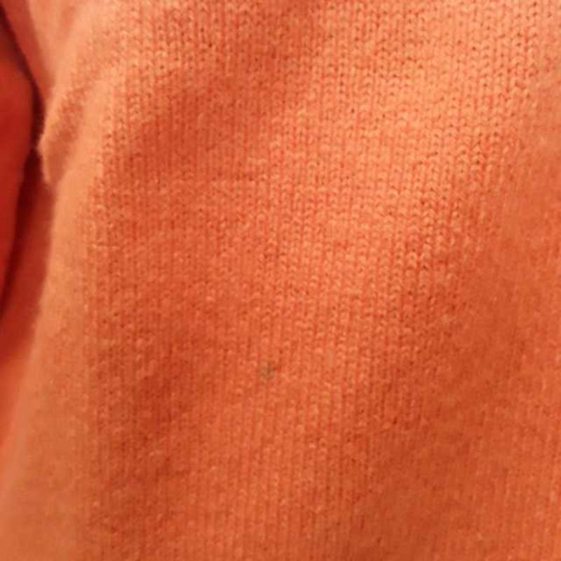 MAGLIONE UOMO DELLA CIANA ARANCIO LANA | Mercatino dell'Usato Montesilvano 3
