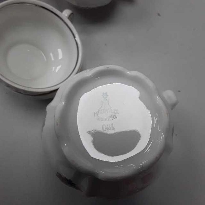 SERVIZIO DA CAFFÈ BIANCO BAVARIA | Mercatino dell'Usato Montesilvano 2