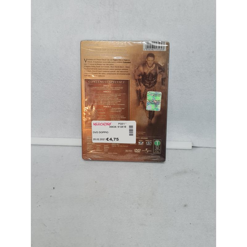 DVD DOPPIO   Mercatino dell'Usato Perugia 2