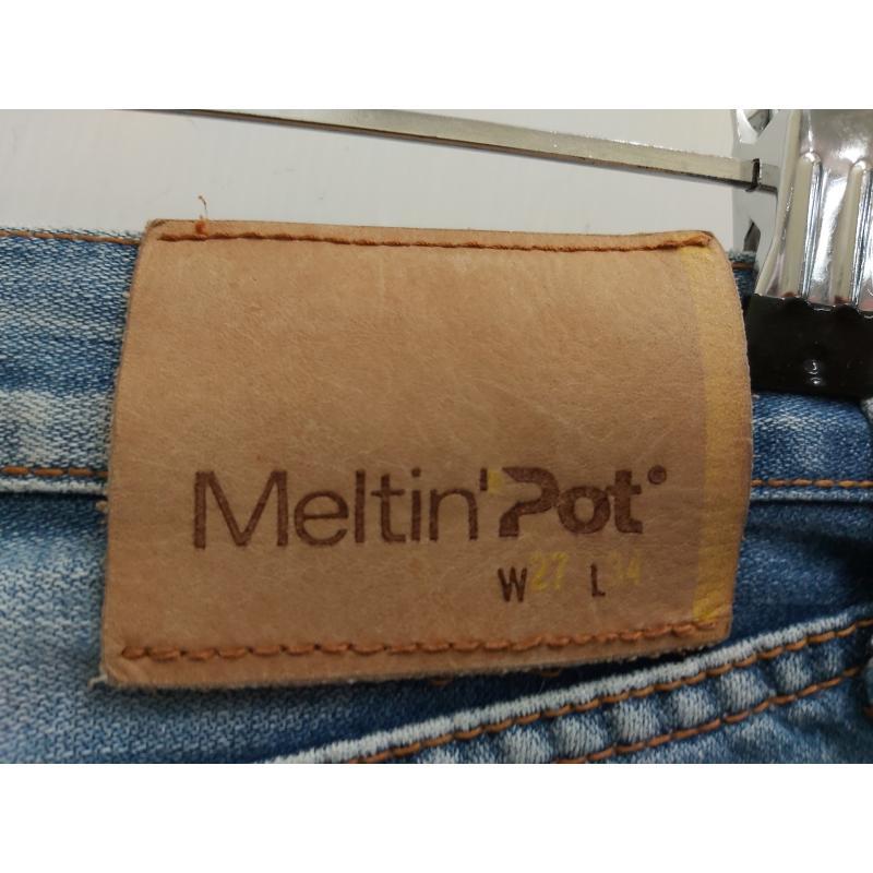 PANTALONCINO DONNA MELTIN POT JEANS | Mercatino dell'Usato Perugia 3