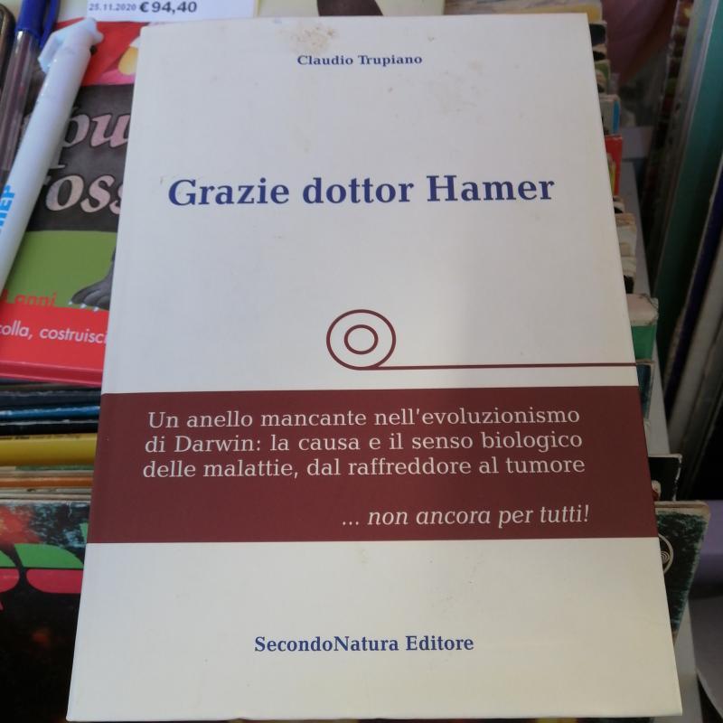 GRAZIE DOTTOR HAMER | Mercatino dell'Usato Montemurlo 1