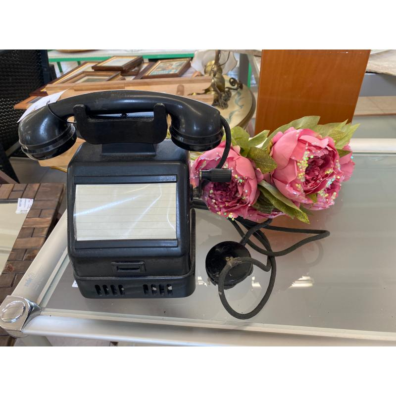 TELEFONO VINTAGE CON MANOVELLA | Mercatino dell'Usato Vigevano 2