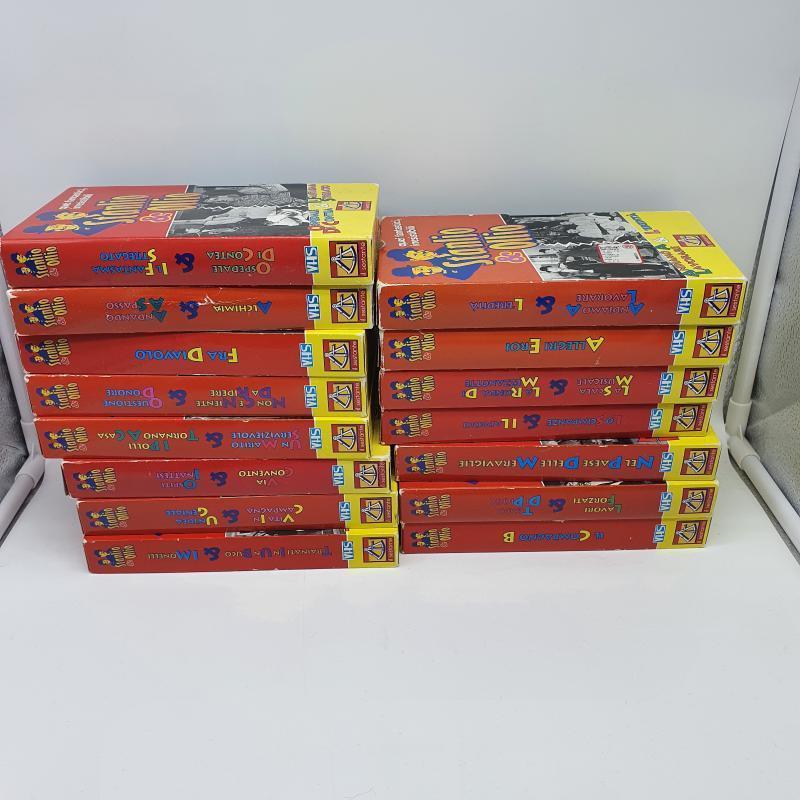 VHS X15 STANLIO&OLIO | Mercatino dell'Usato Cervia 1