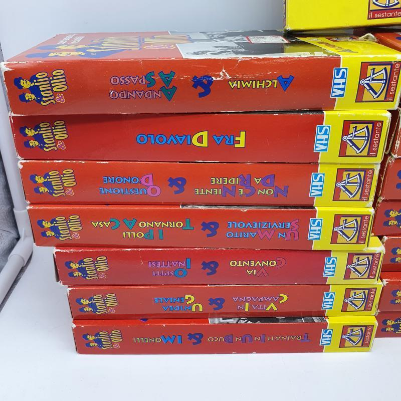 VHS X15 STANLIO&OLIO | Mercatino dell'Usato Cervia 3