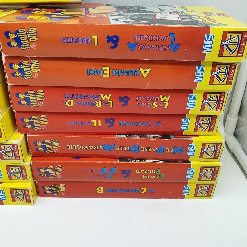 VHS X15 STANLIO&OLIO | Mercatino dell'Usato Cervia 4
