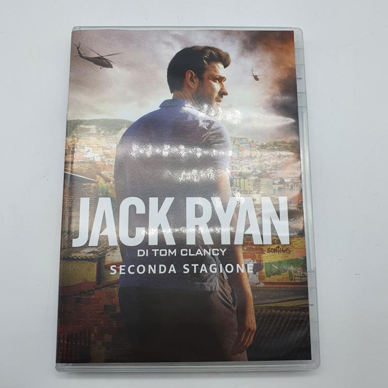 DVD SERIE TV JACK RYAN | Mercatino dell'Usato Cervia 1